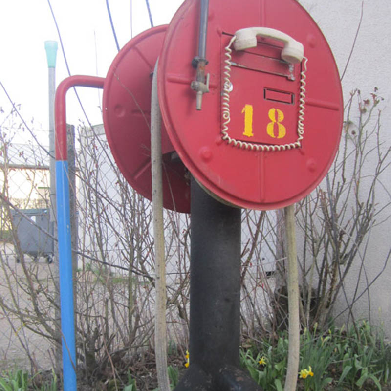 1997 Amicale des Pompiers