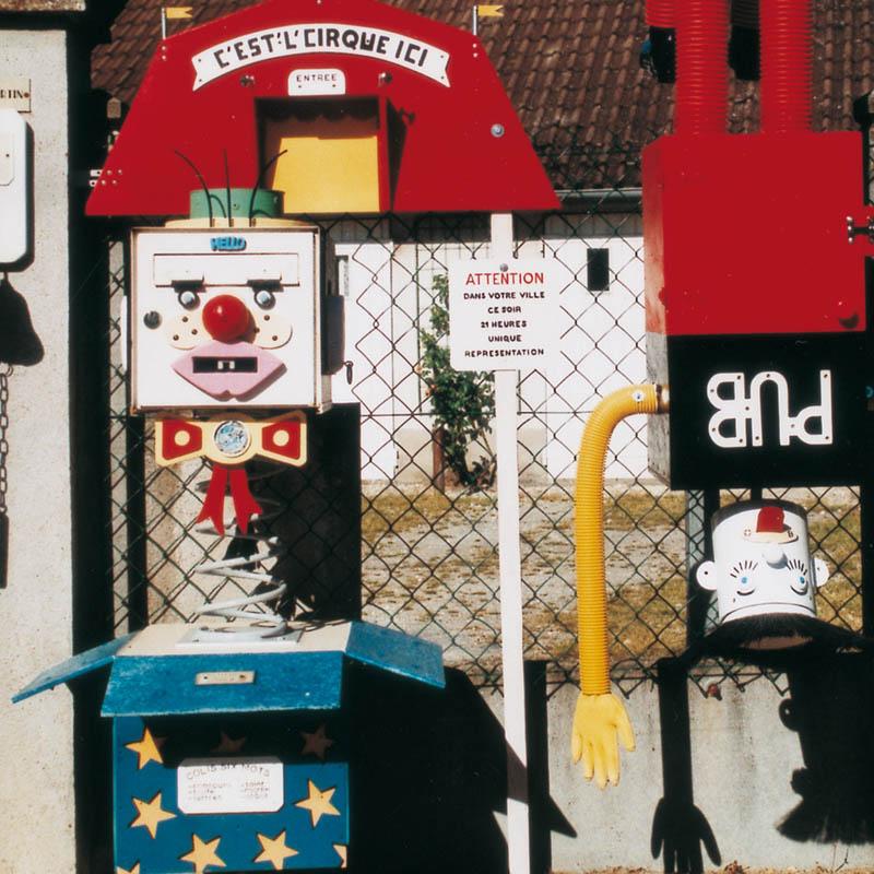 1997 C'est le cirque ici_FORTIN