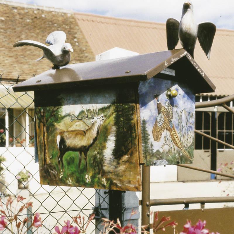1999 Tableaux de chasse_ METHIVIER