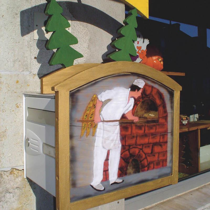 2001 Le boulanger