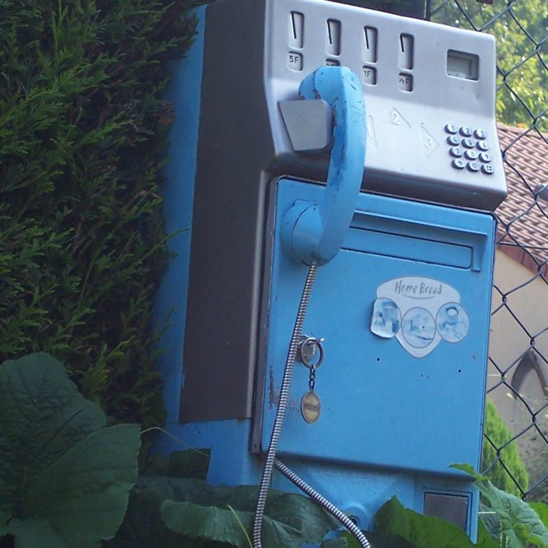 2010 Le téléphone_REGNERY