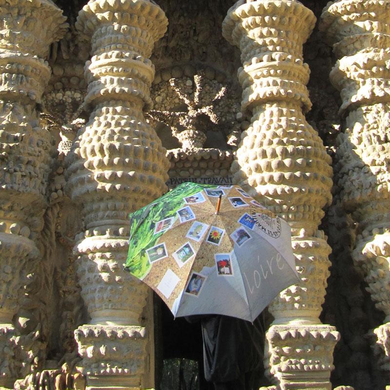 Parapluie-soleil de SMAdemain
