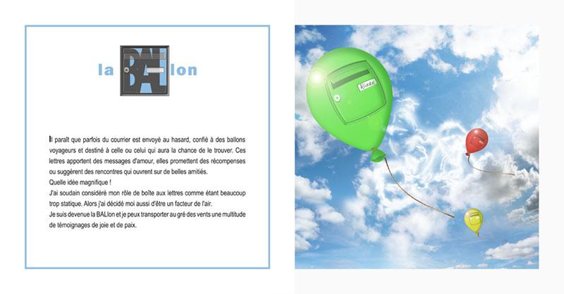 BAL ballon