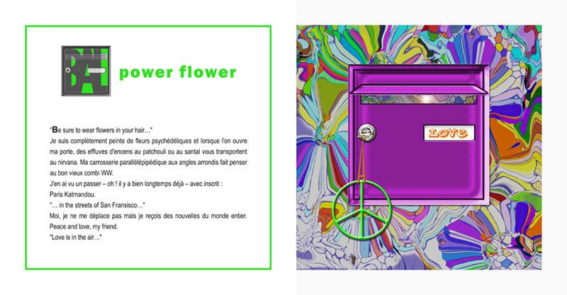 BAL power flower