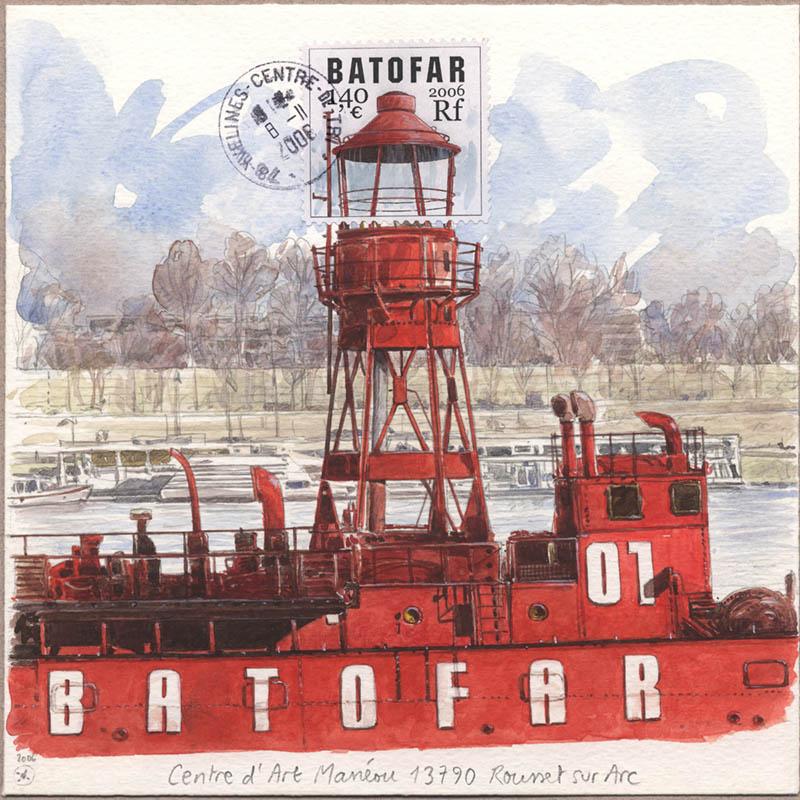 Batofar - etape4