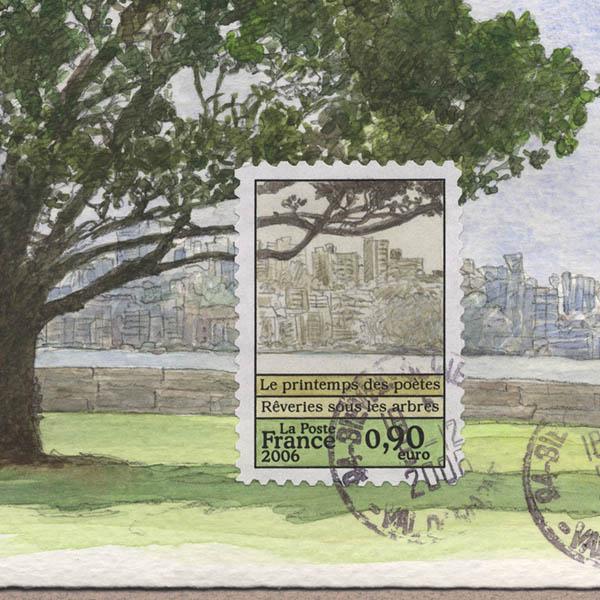 L'arbre du parc de Sydney _4