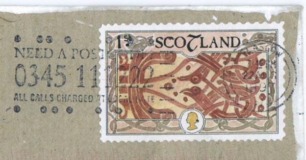 Scotland Cecile1997
