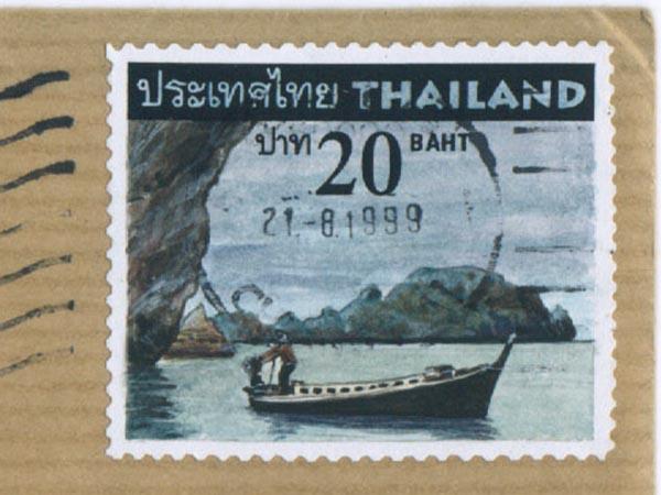 Thailande to Dufat