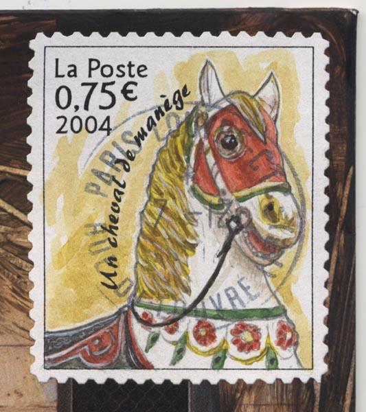 Un cheval de manege to Marie