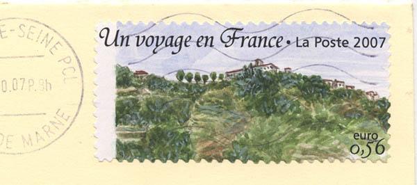 Un voyage en France to Marion