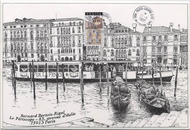 Venise 2005 to Bernard Bertois-Rigal