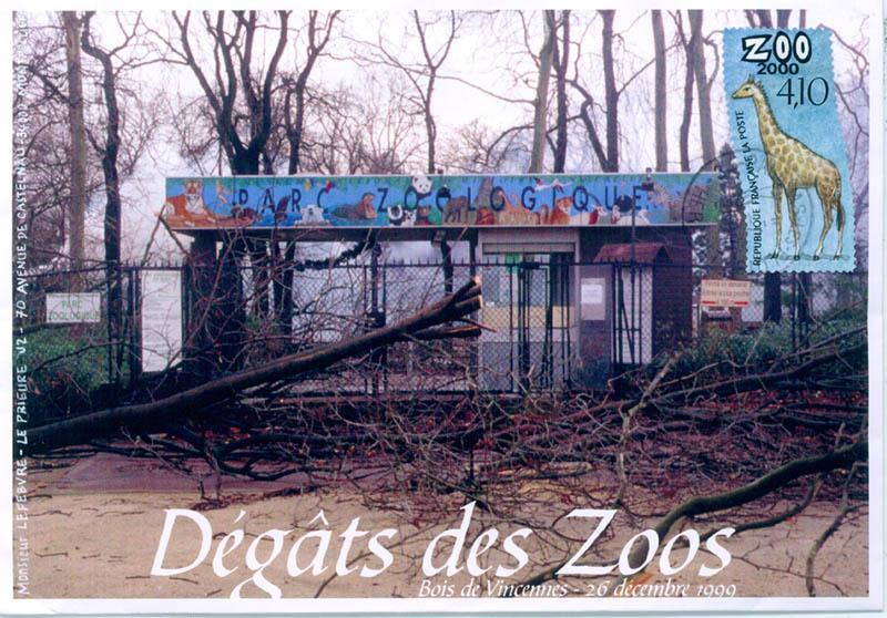 Zoo - oblitere