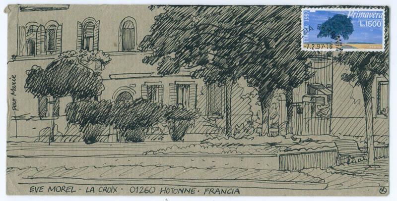 lettre a marie 1997 Venise